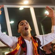 25.000 supporters pour accueillir Radamel Falcao à Istanbul