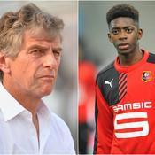 A Rennes, Christian Gourcuff arrive et Ousmane Dembélé s'en va