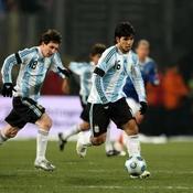 Lionel Messi-Sergio Agüero