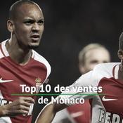 Après le départ de Fabinho à Liverpool, le Top 10 des ventes de Monaco