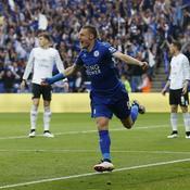 L'attaquant des Foxes a inscrit 24 buts en Premier League cette saison