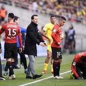 Hatem Ben Arfa contre Nantes en janvier dernier