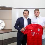 Cinq choses à savoir sur Michaël Cuisance, la jeune recrue française du Bayern Munich