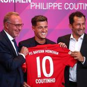 Coutinho veut tout gagner à Munich : «Je suis ici pour donner le meilleur de moi-même»