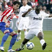 Lassana Diarra Real Madrid