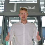 De Ligt pour 75M€, la Juventus signe un (très) gros coup