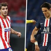 Cavani, Morata, Suarez : les 3 infos mercato à retenir ce lundi
