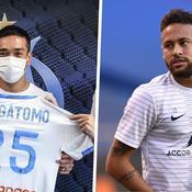 Nagatomo, Neymar, Messi : les 3 infos mercato à retenir ce lundi
