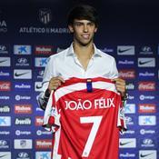 Felix sur les 126 M€ de son transfert : «Un truc de marché, je n'y pense pas»