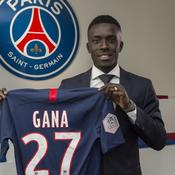 Football: la bourde du  Paris SG à la présentation d'Idrissa Gueye