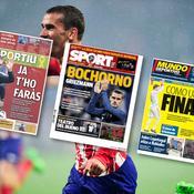«Honte» : Remontée après la décision de Griezmann, la presse catalane s'en prend au Barça