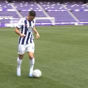 La présentation de Ben Arfa à Valladolid en vidéo