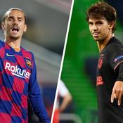 Le Barça a proposé un échange entre Antoine Griezmann et Joao Felix
