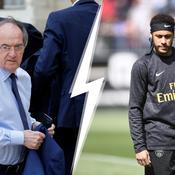 Le Graët tacle Neymar : «Le PSG a besoin d'une équipe et pas de marketing»