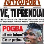 Le journal du mercato (04/07): Pogba a «un pacte» avec la Juve