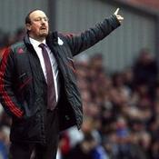 Rafael Benitez est annoncé du côté de la Juventus Turin