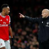 Aubameyang veut quitter Arsenal