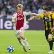 Le journal du mercato : Un duel PSG/Barcelone pour Frenkie De Jong ?