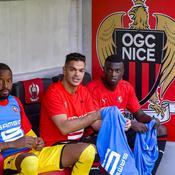 Hatem Ben Arfa lors de Nice-Rennes la saison dernière