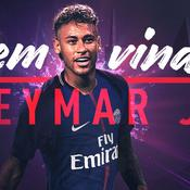 Le PSG réalise le «transfert du siècle» en achetant Neymar