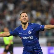 Les chiffres marquants d'Eden Hazard à Chelsea