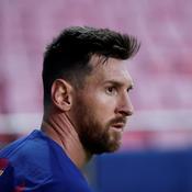 «Je n'irai jamais en justice contre le club» : Messi annonce qu'il reste à Barcelone