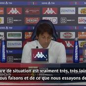 Messi du Barça à l'Inter Milan ? Conte n'y croit pas une seconde