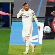 Lionel Messi, Sergio Ramos et David Alaba
