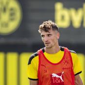 Meunier avait… signé à Dortmund avant le 8e de finale face au PSG