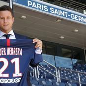 Nouvelle recrue du PSG, Herrera promet «travail, professionnalisme et passion»