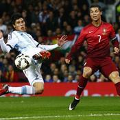 Facundo Roncaglia - Cristiano Ronaldo