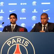 Pour Nasser Al-Khelaïfi, Kylian Mbappé «restera au PSG, c'est sûr»