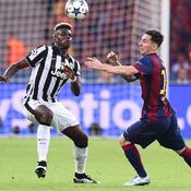 Lionel Messi - Paul Pogba
