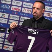 Franck Ribéry - Crédit : Andreas SOLARO / AFP