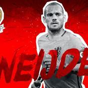 Sneijder à Nice, c'est officiel