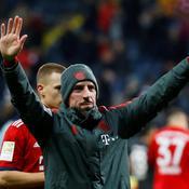 Terminus pour Ribéry à Munich ? Le Bayern confirme la tendance