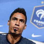 Raphaël Varane - Crédit : Sebastien SALOM-GOMIS / AFP