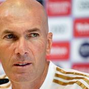 Zidane compte sur Navas qui ne lui a pas fait part de son envie de partir