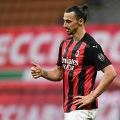 Zlatan Ibrahimovic, un an de plus au Milan AC