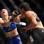 Pour son retour dans la cage, la star de l'UFC Ronda Rousey prend une raclée