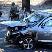 Accident de voiture de Tiger Woods: Il «a eu beaucoup de chance de s'en sortir vivant»