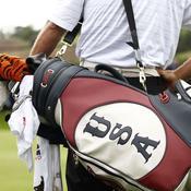 Le sac de Tiger Woods