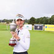 Lacoste Ladies Open de France : Nelly Korda prive Céline Boutier d'un sacre à domicile