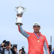 Gary Woodland remporte l'US Open à Pebble Beach