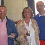 Team Cup Open Golf Club sur le parcours de Nîmes Vacquerolles (30)