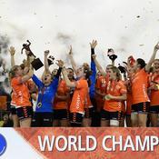Mondial 2019 : Les Néerlandaises, coachées par un Français ... et sacrées pour la première fois