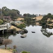 Le parc de Suizenji Jojuen