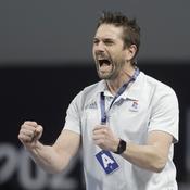 Guillaume Gille après la victoire sur la Hongrie : «Ce groupe s'est forgé dans la douleur»
