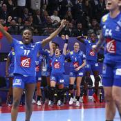 Remportez un ballon dédicacé par les joueuses de l'équipe de France de handball !