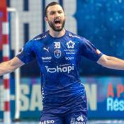 Handball : un but à la dernière seconde envoie Montpellier en 8es